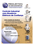 English, Portuguese, and Spanish Electric Valve Actuator Overview